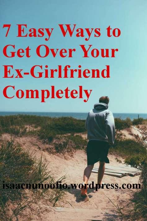 get over ex-girlfriend