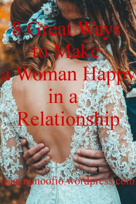 make woman happy in a relationship